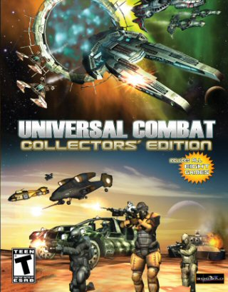 Universal Combat Collectors Edition